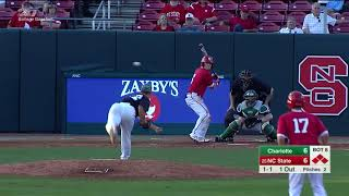 Highlights: Baseball vs Charlotte