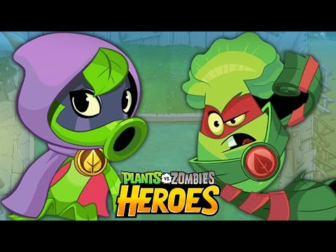 Plants vs. Zombies™ Heroes (Electronic Arts) - Best App For Kids