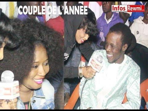 Regardez comment Ndeye Ndiaye (Mbetel) et son mari passent le Noel