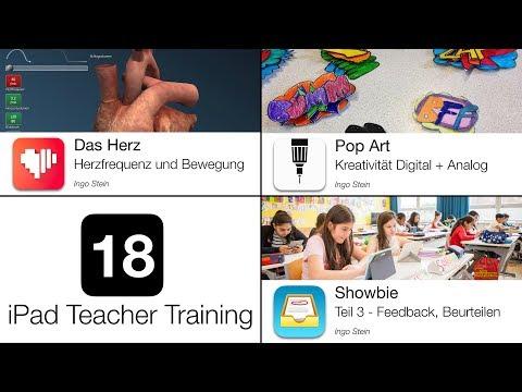 iPad Teacher Training 18