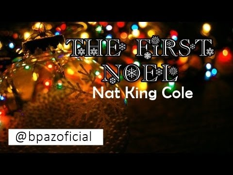 The First Noel - Nat King Cole (Cover en Español de Barbara Paz)