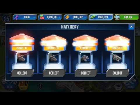 Jurassic world the Game Hack - Playthrough Part 1