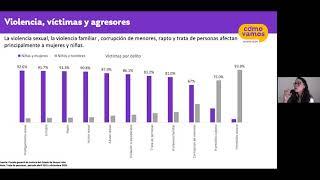 MARÍA ELENA CHAPA. Mesa Agenda de violencia de género