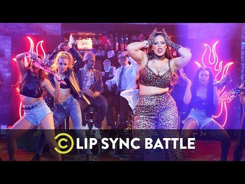 Lip Sync Battle - Ashley Graham