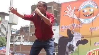 Jitu Nepal-मुन्द्रे New full Babaal || Gaaijaatra 2073|| Chakka Panja/Trafic Light=Fashion channel