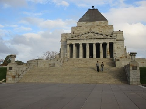 Shrine of Remembrance (Central Melbourne)