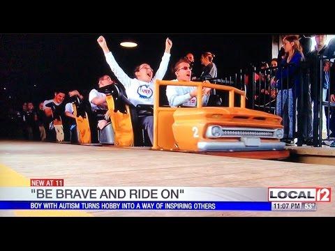 Koaster Kids Featured on Local 12 News