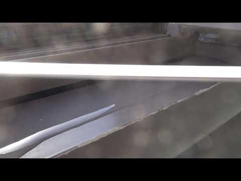 חדירת מים מקיר מסך