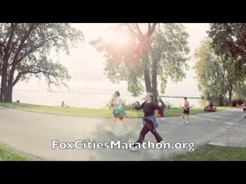 Fox Cities Marathon - Spread A Little Love