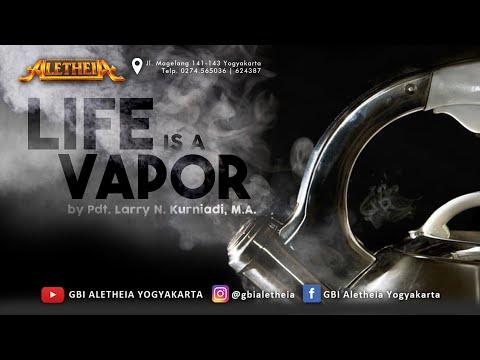 LIFE IS A VAPOR - ONLINE SERVICE GBI ALETHEIA YOGYAKARTA 26 APRIL 2020