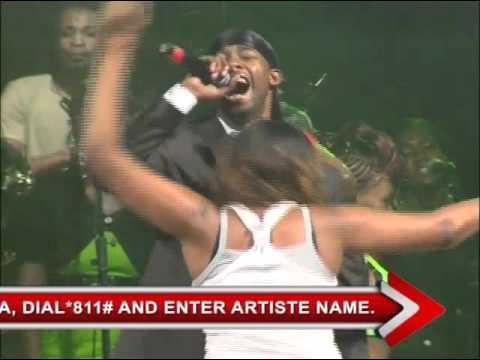 """Redsan performs """"Yule Pale"""" at Safaricom KENYA LIVE Eldoret Concert"""