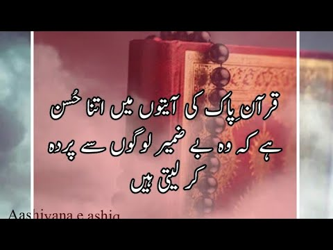 Heart Touching Quotes About Zameer Self Respect Urdu Hindi Youtube