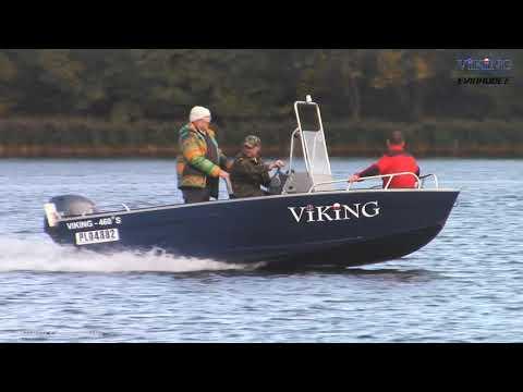 Viking łodzie - prezentacja firmy