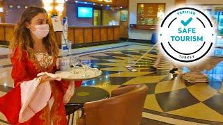 Новый Год в Турции 2021 Как турецкие отели защищают от коронавируса