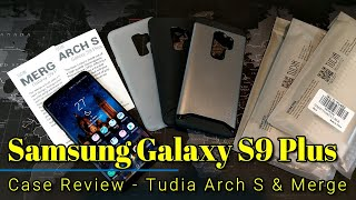 Samsung Galaxy S9/S9 Plus:  Case review from @TudiaProducts