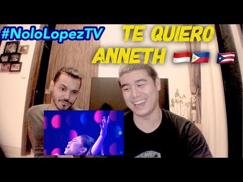 Puerto Rican dan Filipino in Love with ANNETH's Everybody Has A Dream | Nolo Lopez TV