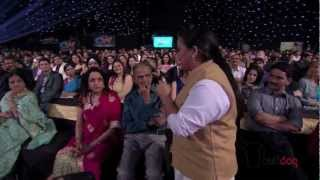Bharti Singh on the lookout for celebrity smiles at the People