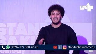 Ülvi Həsənli (Stand UP Baku - 15-ci şou)