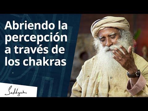 Abriendo la percepción a través de los chakras | Sadhguru