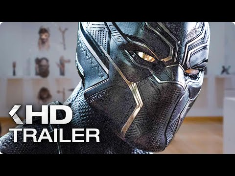 Thumbnail: BLACK PANTHER Trailer 2 (2018)