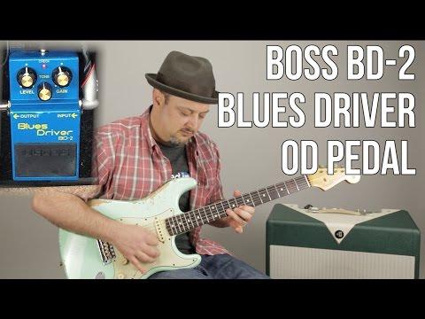 Guitar Pedals for CHEAP! Boss BD-2 Blues Driver Overdrive Pedal - Thursday Gear Video