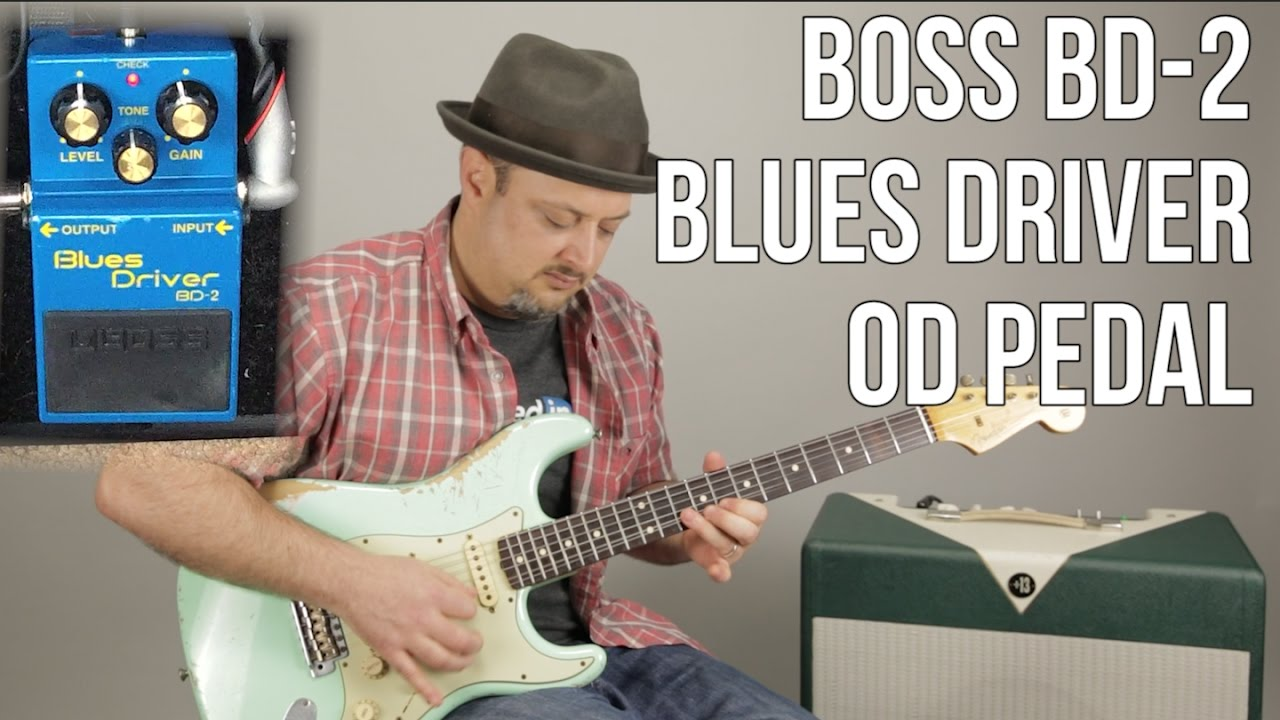 guitar pedals for cheap boss bd 2 blues driver overdrive pedal thursday gear video youtube. Black Bedroom Furniture Sets. Home Design Ideas