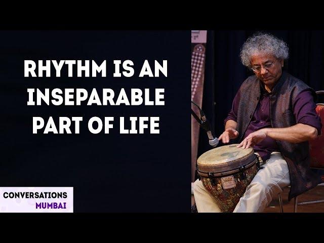 Rhythm & Me | Taufiq & Shikhar Naad Qureshi's Performance | Conversations Mumbai
