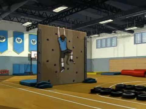 Muhteşem Örümcek Adam - Peter Parker Atletizm Yarışmasına Hazırlanıyor!