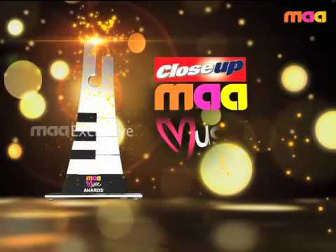 Maa Music Awards 2012 - Best Singer Female Shreya Ghoshal