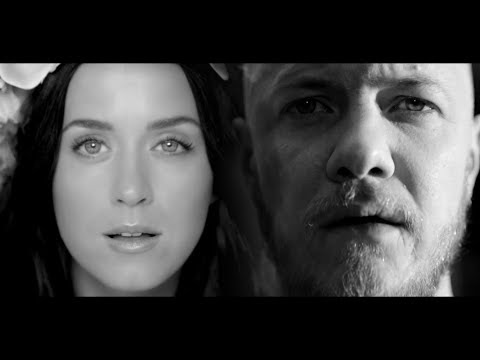 Imagine Dragons x Katy Perry | Roar / Thunder (Mashup)