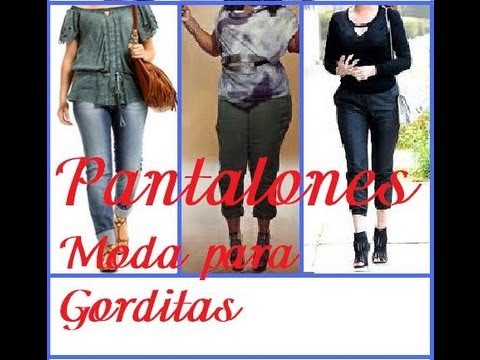8e66e59c07 Pantalon Para gorditas - YouTube