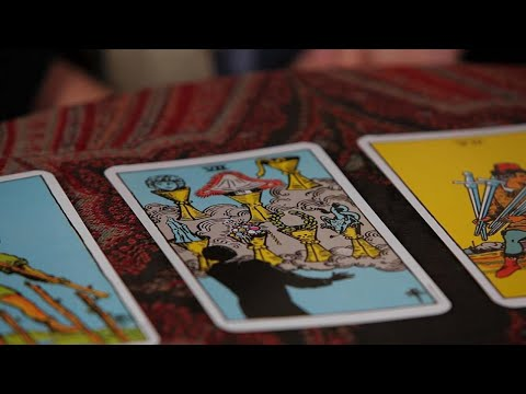 How to Read the Sevens | Tarot Cards