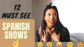 12 Best Shows for Learning Spanish | English Subtitles