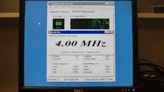 windows xp sp3 on 2mhz pentium with manual speedstep