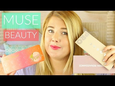 South African Cult Beauty Haul - Muse Beauty │Jessica LaLuna