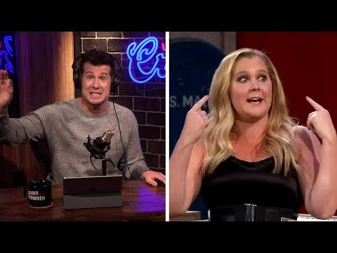 Amy Schumer Wants Women Fat and Miserable!   Louder With Crowder