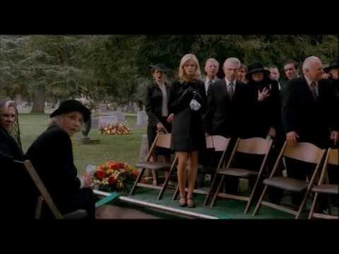 Superhero Movie cremation scene