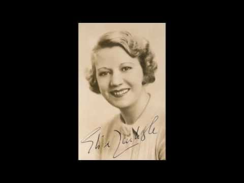 My Cutey's Due At Two-To-Two To-Day - Elsie Carlisle