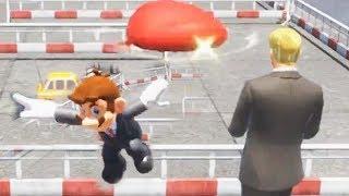 Mario Can Turn Into A Human - Super Mario Odyssey