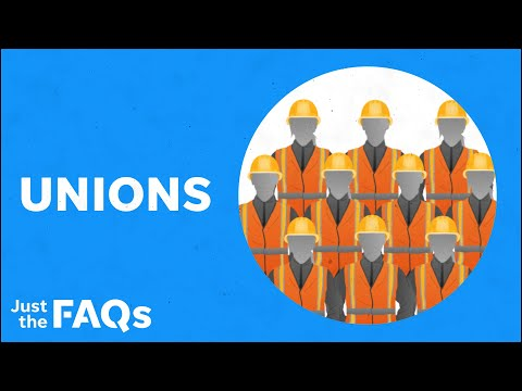 Here's why more young people are starting to unionize in new industries   Just the FAQs