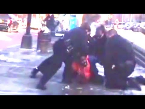 Video Of Police Abuse Is Gut-Wrenching [VIDEO]