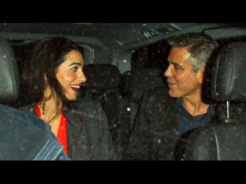 George Clooney Rumored to Be Engaged