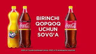 Coca-Cola O'zbekiston dan aksiya!