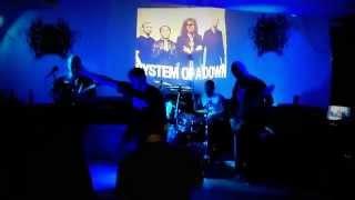 Spiders - Banda Black Rock System