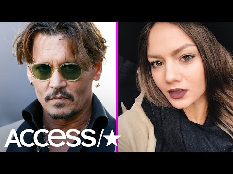 Who Is Johnny Depp's New Girlfriend? | Access