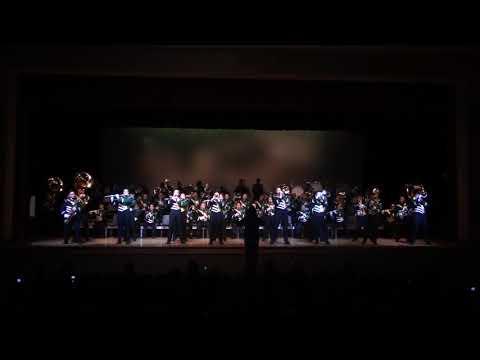 2018-19 Little Miami High School Varsity Show - Party Rock Anthem