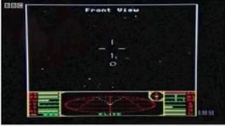 elite classic beeb computer game