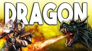 Dragon vs Guardian - A Destiny Machinima by SmileB4Death