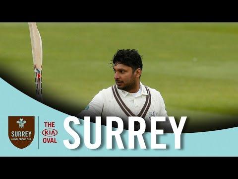 Highlights of Kumar Sangakkara's 171 against Somerset