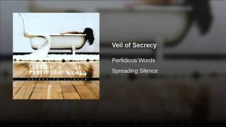 Perfidious Words - Veil Of Secrecy